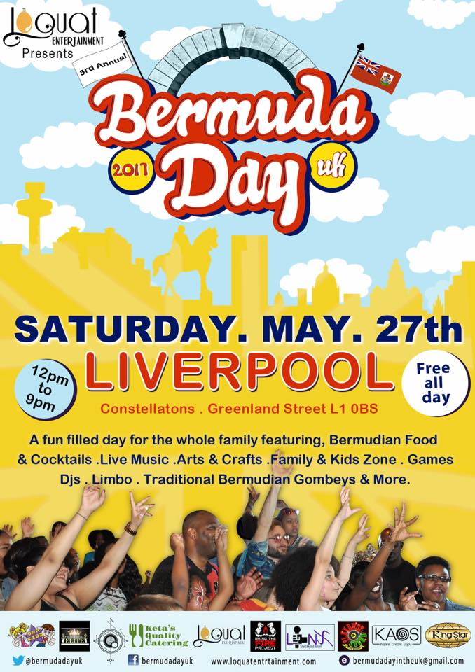 Bermuda Day Liverpool 2017