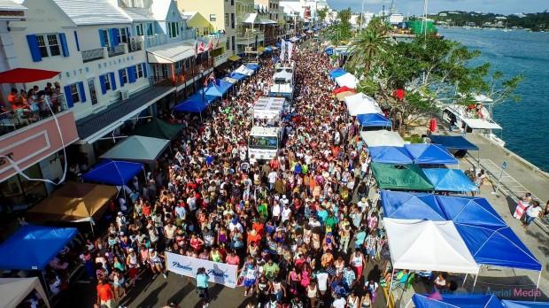 Bermuda Day Parade Frontstreet