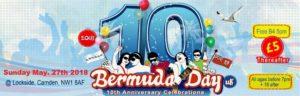 #BermudaDay UK @BermudaDayUK